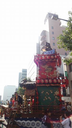 高崎祭りだよ~