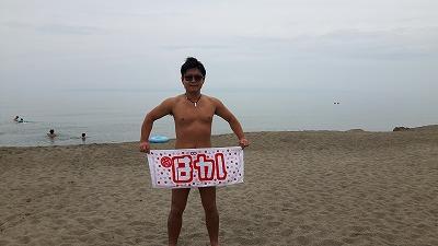 新潟県野積海水浴場