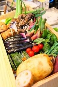 アトリエ野菜