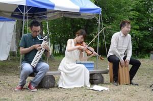 植樹祭森のコンサート2